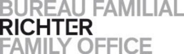Logo : Bureau Familial Richter (Groupe CNW/Richter)