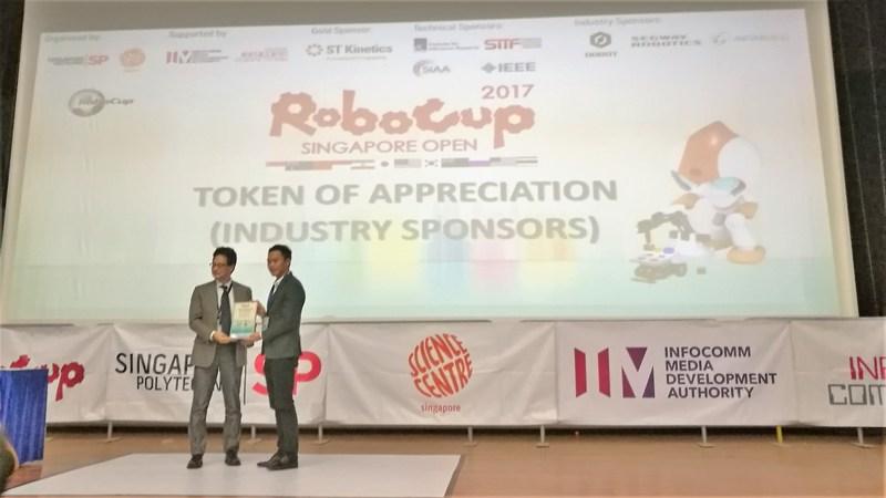 Dobot Makes RoboCup Singapore More Fun