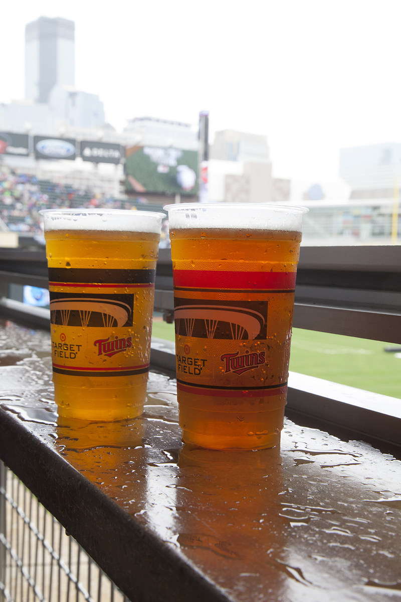 Eco-Products, based in Boulder, Co., supplies the compostable cups, plates, trays, utensils and straws at Target Field. Much of the packaging relies on a material called Ingeo(TM), a compostable resin made by a company called NatureWorks headquartered a short distance from Target Field in Minnetonka, Minn.