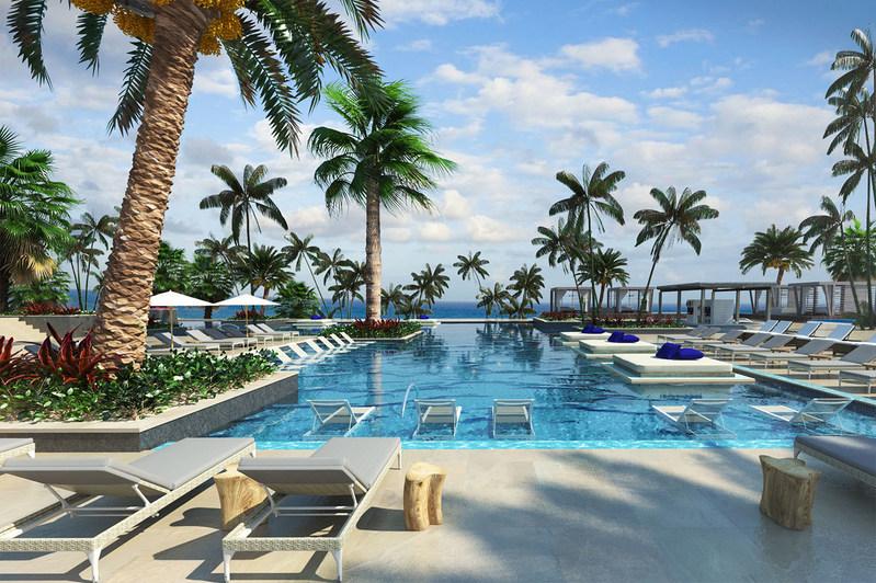 UNICO 20°N 87°W Hotel Riviera Maya - Beach Pool