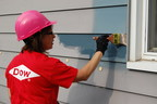 2,000 Dow volunteers and new technology set the stage for 2017 partnership with Habitat for Humanity