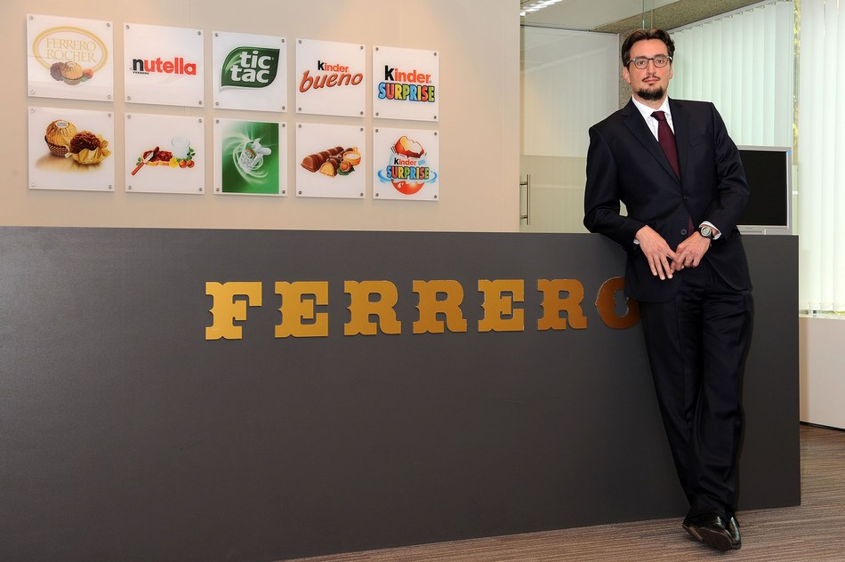 The Ferrero Group announces new governance set up to strengthen its competitive position in the chocolate and sweet packaged food market worldwide and accelerate growth momentum. The Ferrero Group's entrepreneur and CEO, Mr. Giovanni Ferrero, will assume the role of Executive Chairman as of September 1st, 2017. As such, he will drive the Group by focusing on long-term strategies, new business directions and breakthrough innovation, whilst assuring continuity in the Company's culture and values. To secure the achievement of the Group's business targets, Mr. Giovanni Ferrero appointed Mr. Lapo Civiletti in the role of CEO as of September 1st. (PRNewsFoto/The Ferrero Group)