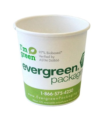(PRNewsFoto/Evergreen Packaging)