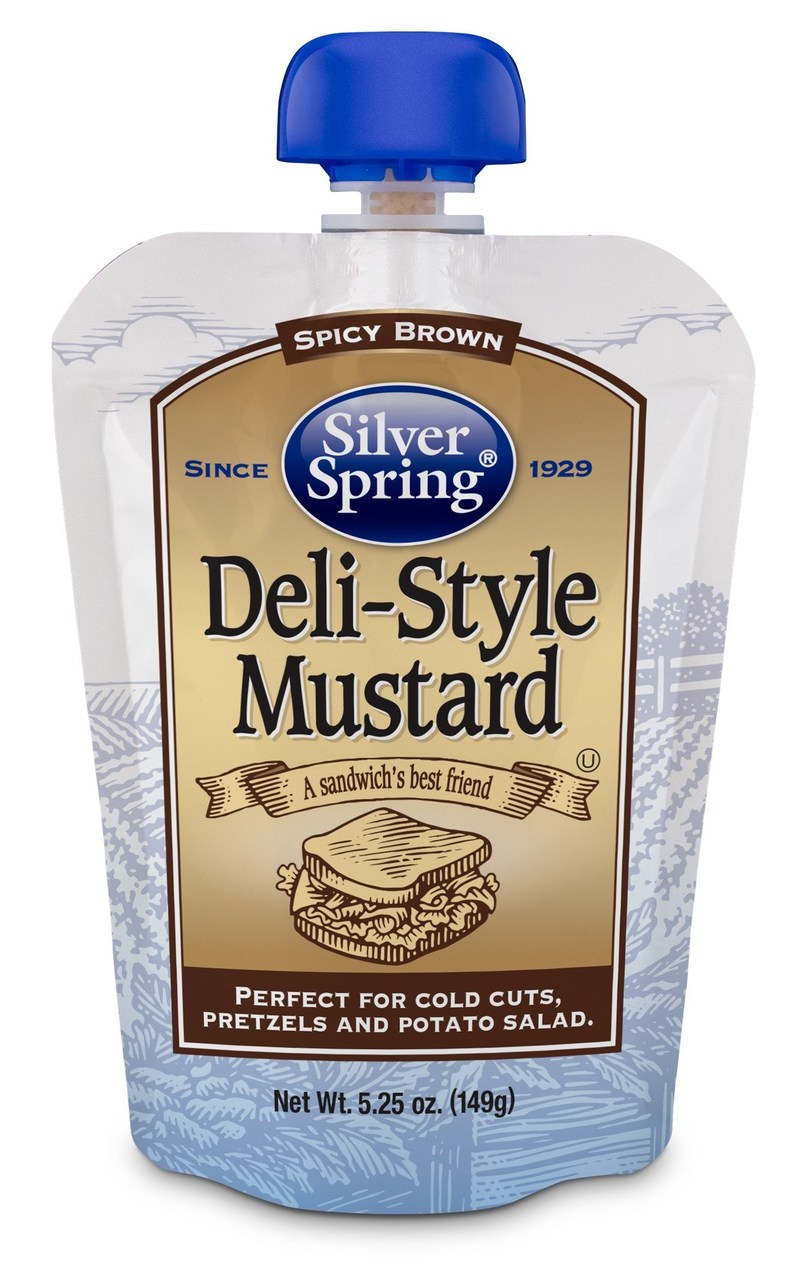 Silver Spring Foods Deli Mustard Pouch