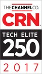 CB Technologies Named One of 2017 Tech Elite Solution Providers by CRN®