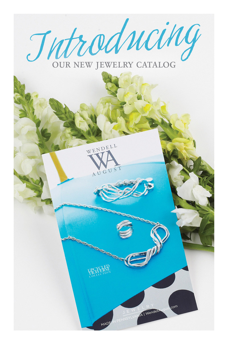 Wendell August Debuts Artisan Jewelry Catalog