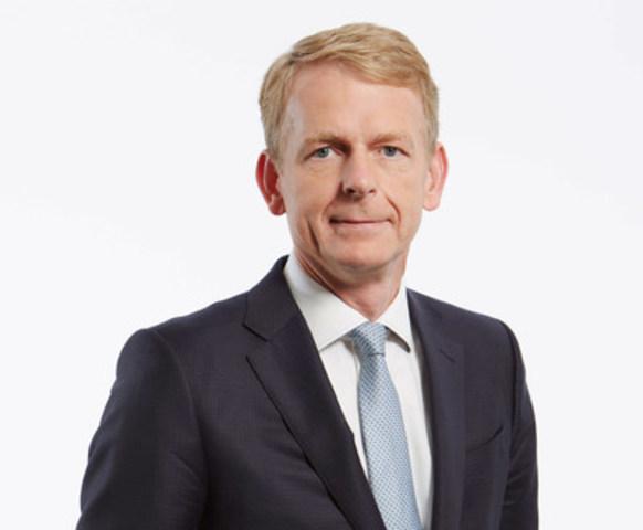Bjarne Graven Larsen, Vice-président directeur, Placements et chef des placements, RREO (Groupe CNW/Régime de retraite des enseignantes et des enseignants de l'Ontario)