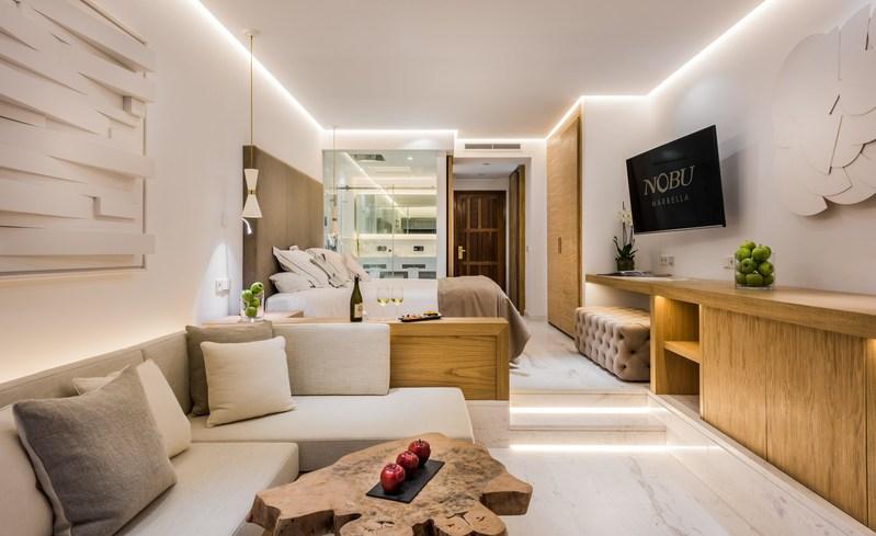 Nobu Guest Room