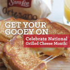 Sara Lee® Artesano Bread Survey Finds Blondes Really Do Have More Fun…with Their Grilled Cheese
