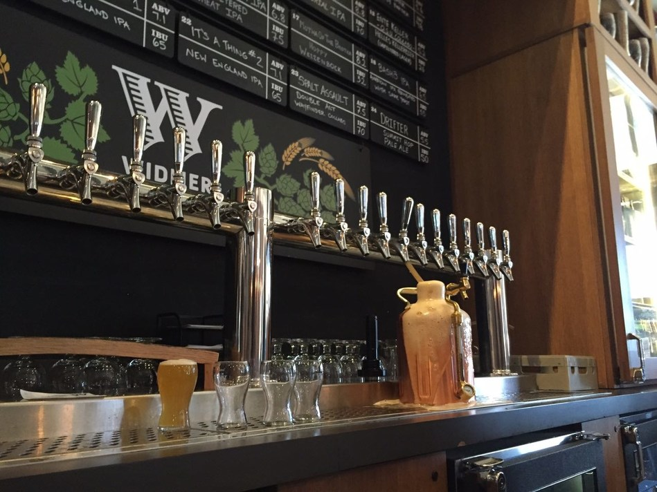Portland's second oldest craft brewery, Widmer Brothers, uses GrowlerWerks' uKeg to serve its small-batch beers to patrons.