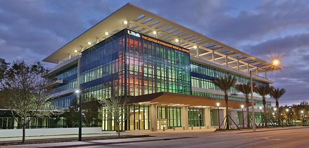 The Lennar Foundation Medical Center