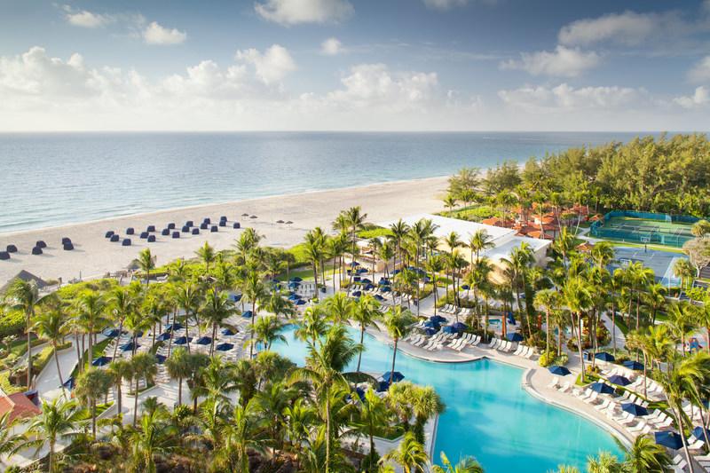 The Club at Harbor Beach Marriott Resort & Spa