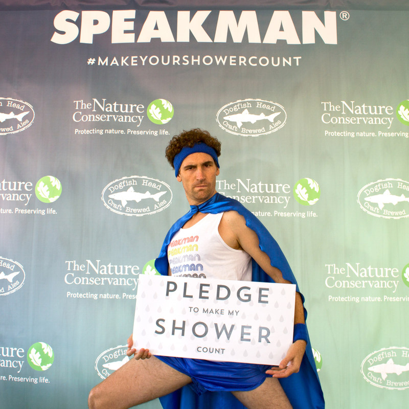 This year, Speakman is expanding its water conservation commitment by supporting three local organizations and events.