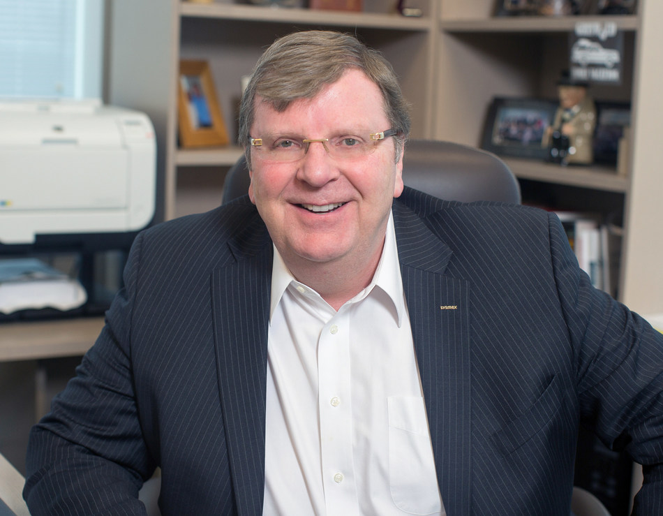 John Kershaw, Chairman of Sysmex America, Inc.