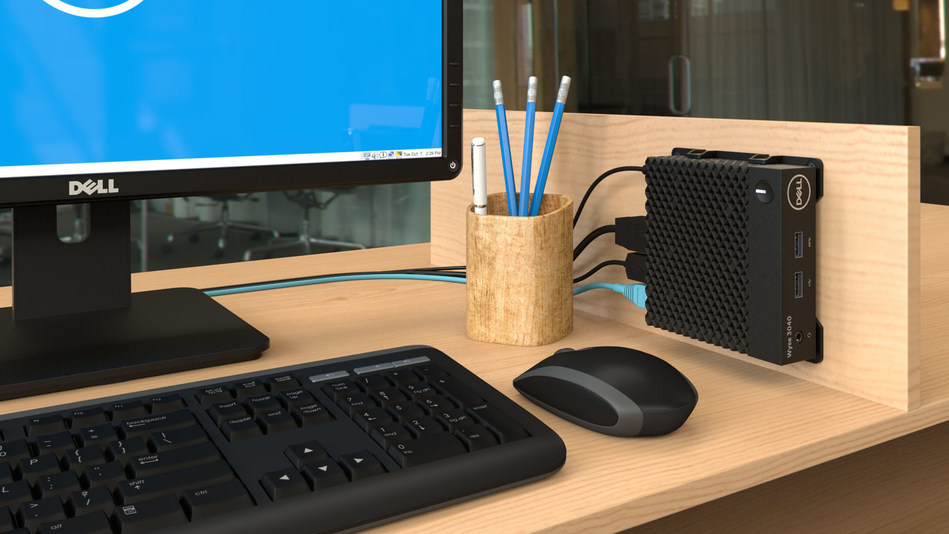 Image of Wyse 3040 Thin Client