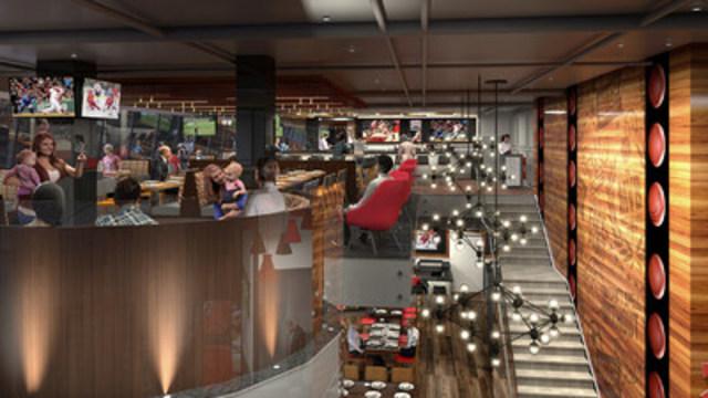 Boston Pizza Unveils its 'Restaurant Of The Future' (CNW Group/Boston Pizza International Inc.)