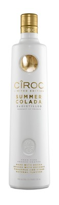 "SEAN ""DIDDY"" COMBS AND THE MAKERS OF CIROC ULTRA PREMIUM VODKA DELIVER THE ULTIMATE SUMMER EXPERIENCE WITH NEW LIMITED EDITION CIROC SUMMER COLADA"