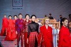 China Craftsmanship and Qianxinan Prefecture (BUXQYAIX) Host 2017 EVE CINA Style Fashion Show Together