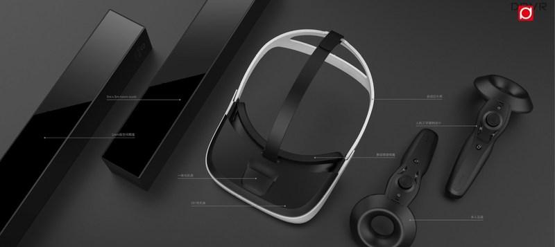 DPVR Launches New PC Helmet E3