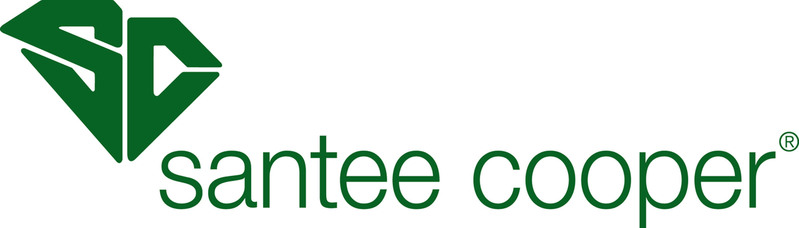 Santee Cooper logo. (PRNewsFoto/Santee Cooper)