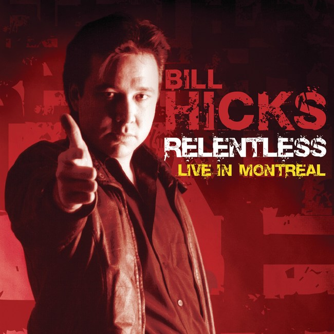 Comedy Dynamics to Release Bill Hicks: Live in Montreal on April 14, 2017