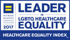 Children's Hospital of Philadelphia Named Leader in LGBTQ Healthcare Equality by the Human Rights Campaign Foundation