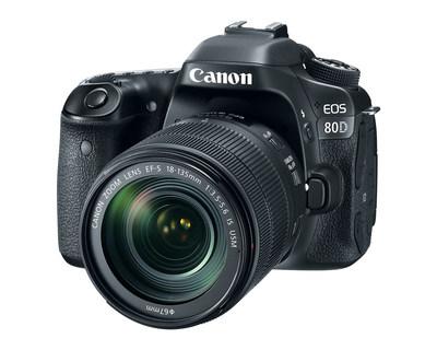 EOS 80D digital SLR camera