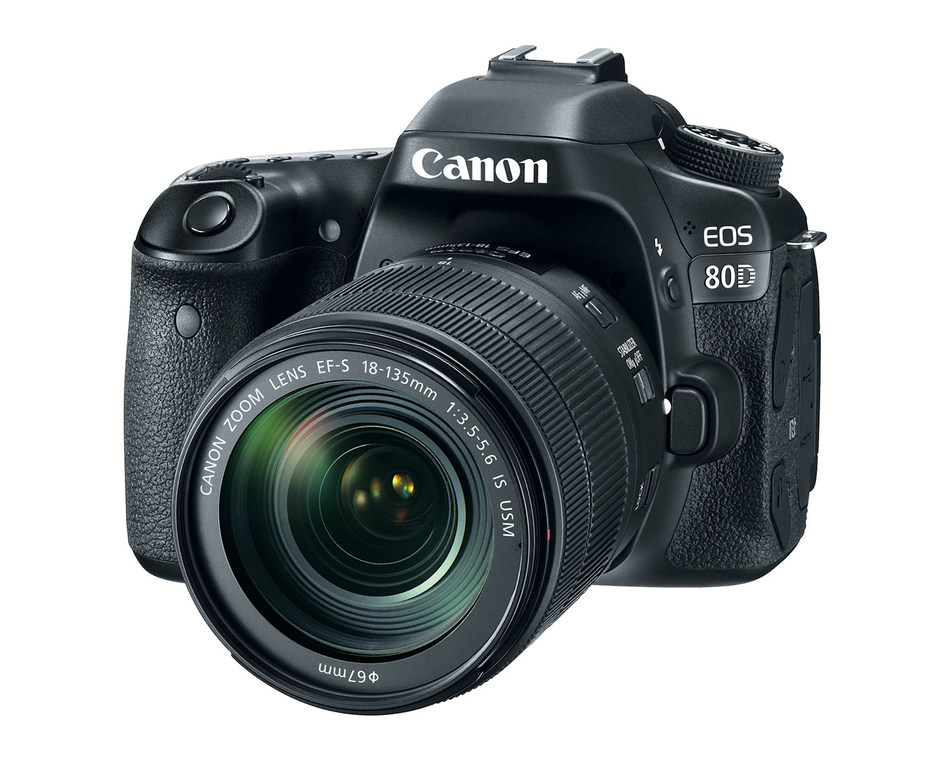 EOS 80D digital SLR camera