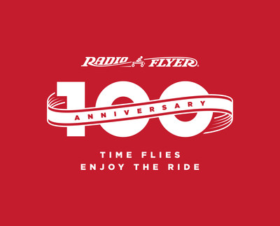 Radio Flyer, maker of the beloved little red wagon, celebrates a century of inspiring imagination