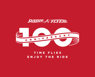 Radio Flyer Rolls into 100th Anniversary on National Little Red Wagon Day