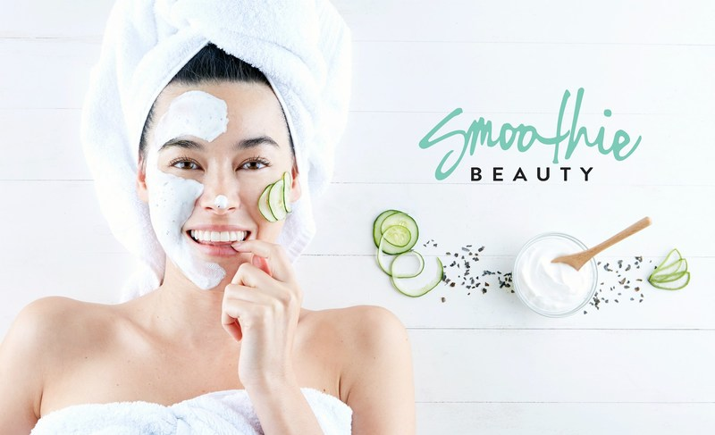 Smoothie Beauty Seaside fresh face mask, founder, and ingredients