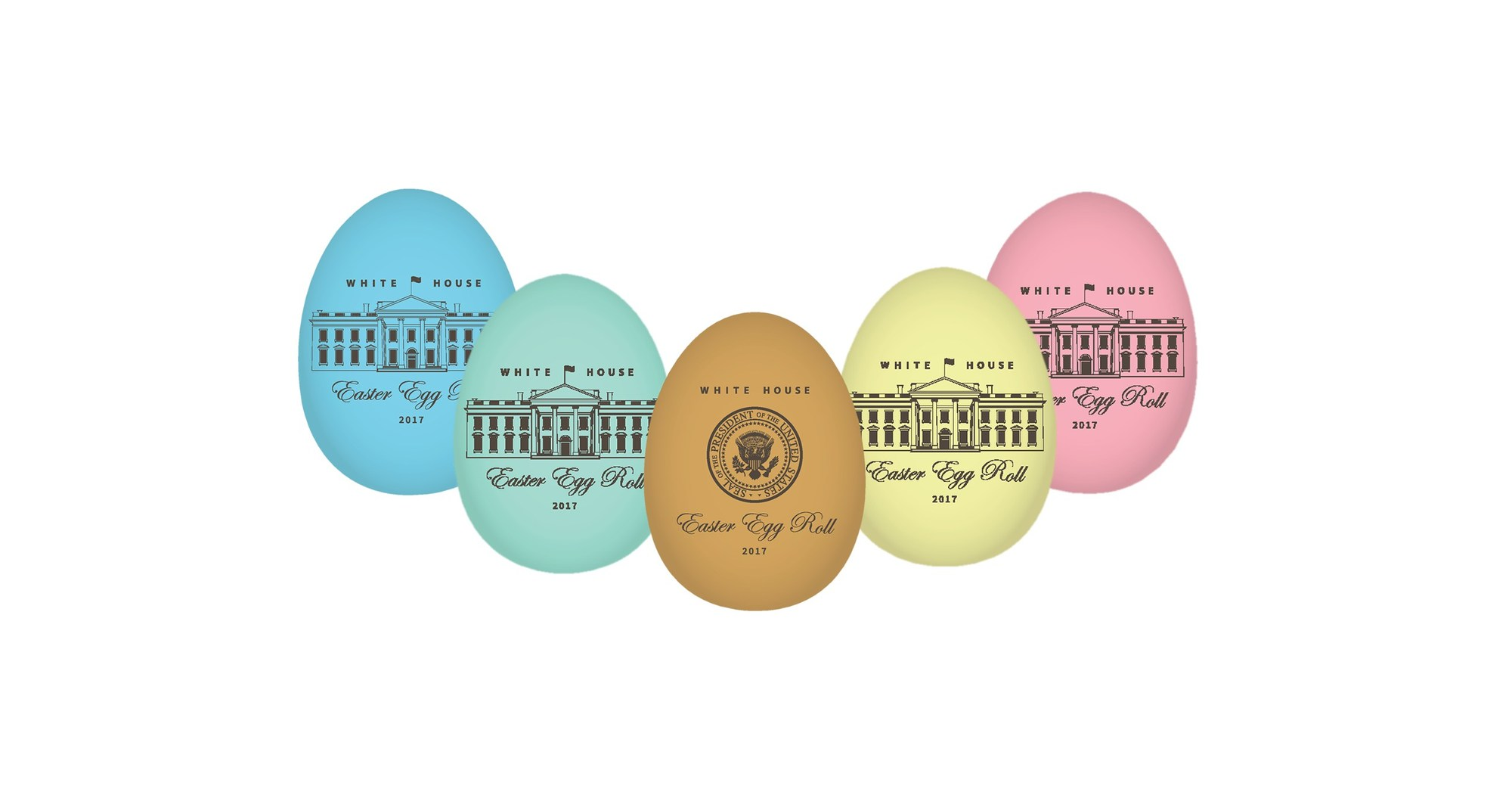 official white house easter eggs available exclusively from the white house historical association