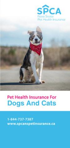 Nova Scotia SPCA Pet Health Insurance (CNW Group/Petline Insurance)