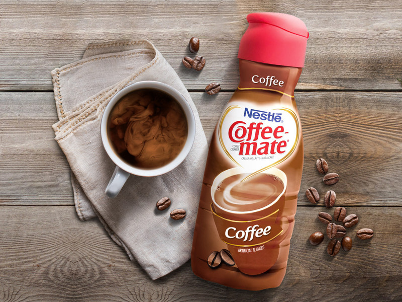 COFFEE-MATE(R) Introduces New Coffee-Flavored Creamer