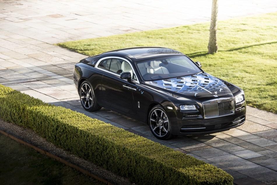 Rolls-Royce 'Tommy' Car (PRNewsFoto/Rolls-Royce)