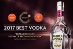 Purity® Vodka Is Top Rated And Named Best Unflavored Vodka At The 2017 Ultimate Spirits Challenge