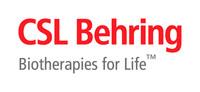CSL Behring logo. (PRNewsFoto/CSL Behring)