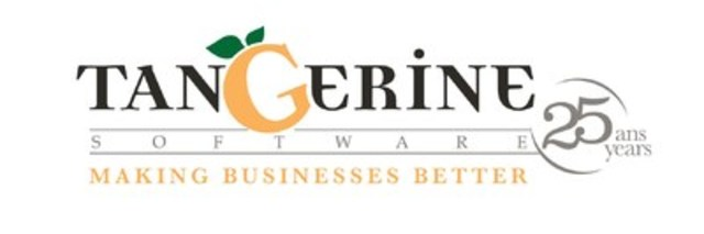 Logo: Tangerine Software Inc. (CNW Group/Tangerine Software)