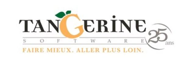 Logo : Logiciels Tangerine Inc. (Groupe CNW/Tangerine Software)