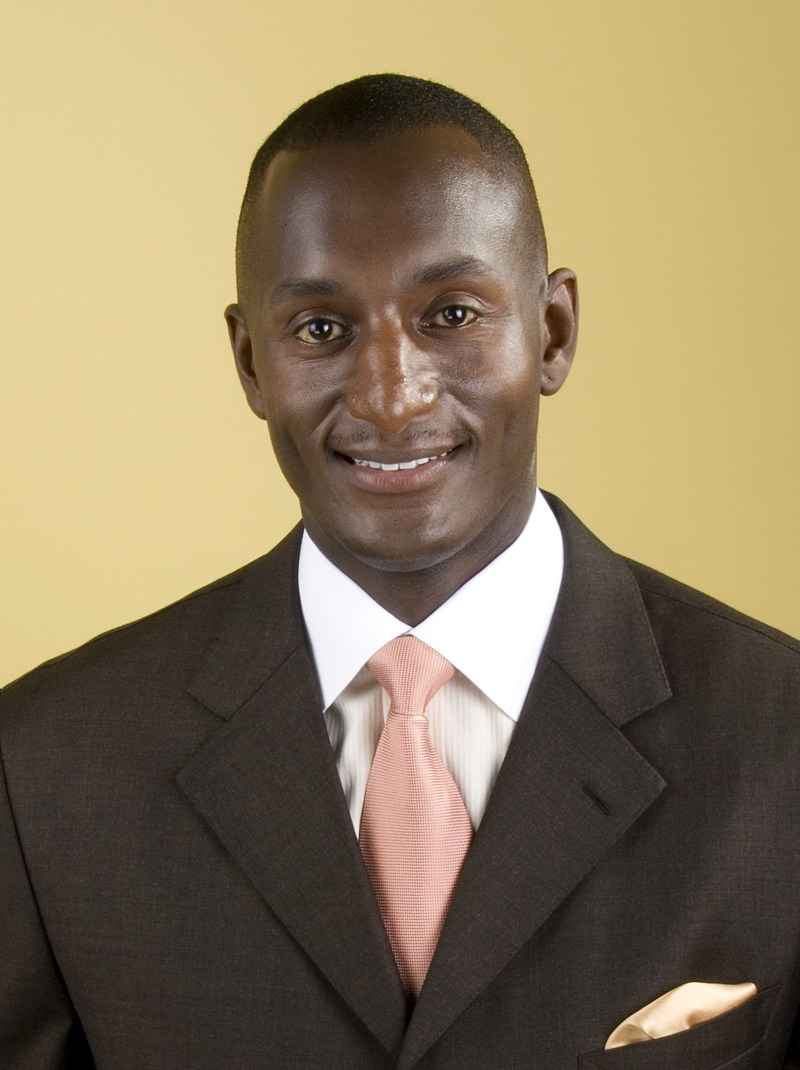 Dr. Randal Pinkett, Co-Founder, Chairman, and CEO of BCT Partners.