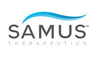 Samus Therapeutics, Inc. Logo (PRNewsFoto/Samus Therapeutics, Inc.)