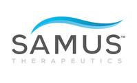 Samus Therapeutics, Inc. Logo (PRNewsFoto/Samus Therapeutics, Inc.)