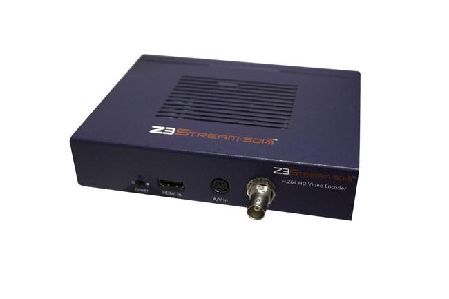 Z3Stream-SDI Compact H.264 HD Video Encoder