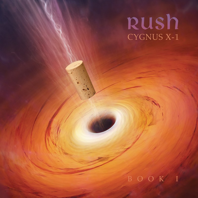 In Celebration of the 40th Anniversary of 'A Farewell To Kings' Rush Will Release a Limited Edition Single For 'Cygnus X-1' as a Record Store Day Exclusive