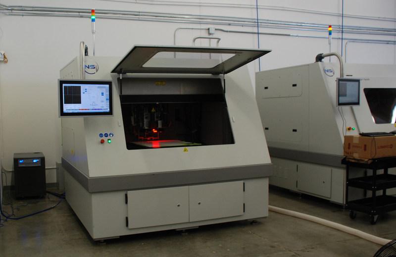 NSI-UC2-3228 laser micro machining system