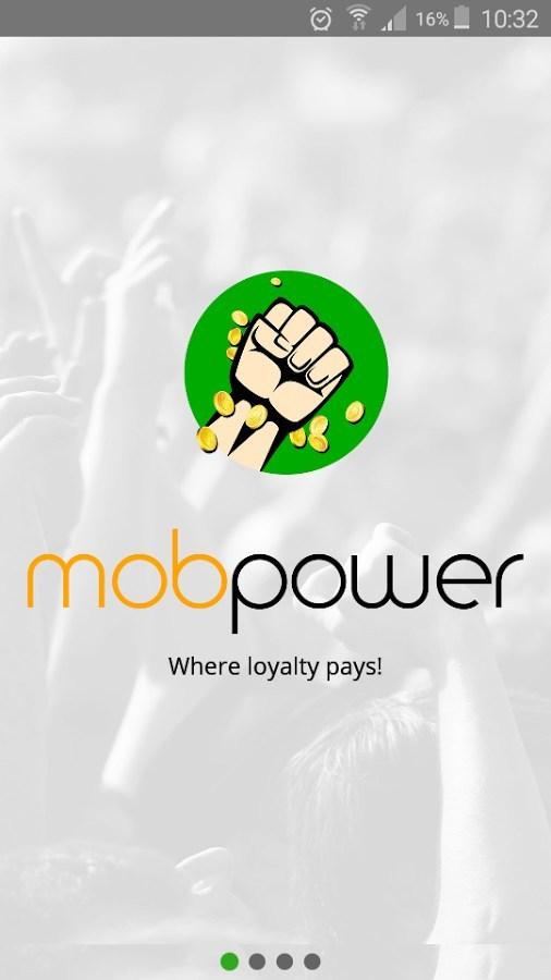 MobPower logo