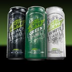 Mtn Dew® Label Series Brings Two New Unique Premium Beverages - Mtn Dew White Label™ And Mtn Dew Green Label™ - To The DEW Nation