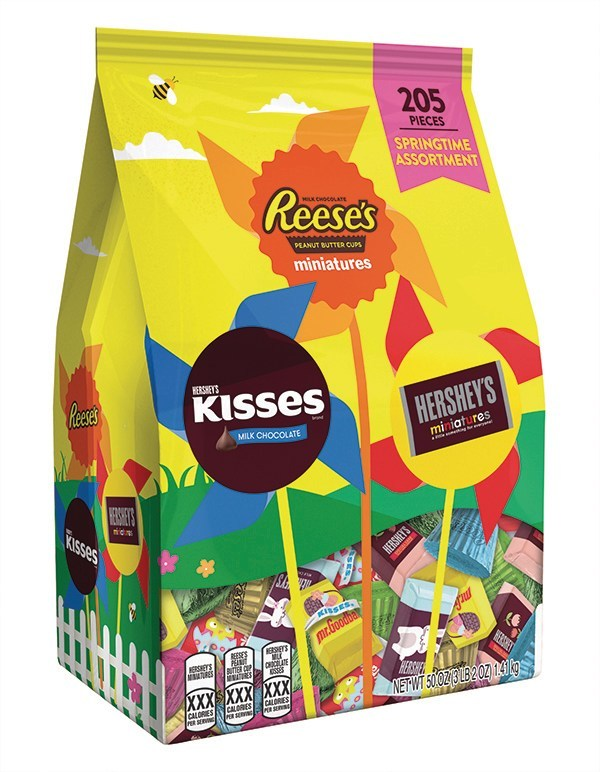 Hershey Spring Mix, 50 oz.: $10.99 in-Club only