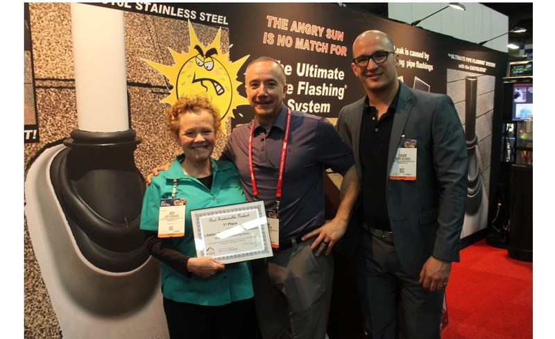 Lifetime Tool Receives Best Sustainable Product Award at IRE