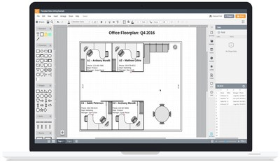 Lucid Software Announces New Lucidchart Editor for More Powerful and Intuitive Diagramming